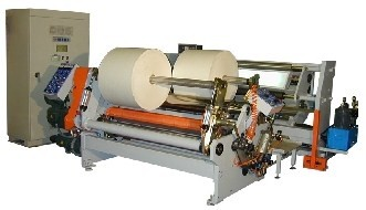 Webtec HY-EB Multi-purpose Paper Slitter